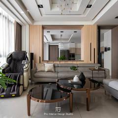 客廳:  客廳 by 璞玥室內裝修有限公司,