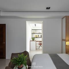 臥室一:  小臥室 by 璞玥室內裝修有限公司