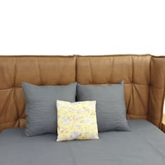Detalhes: Quartos pequenos  por Alma Braguesa Furniture