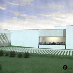 Casa da Piscina | Azeitão: Casas unifamilares  por ATELIER OPEN ® - Arquitetura e Engenharia