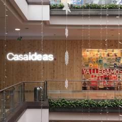 CASAIDEAS: Centros comerciales de estilo  por Escarra arquitectos y asociados SAS,
