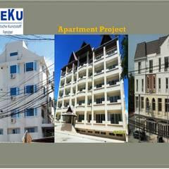 Reference Project:  โรงแรม by DeKu German Windows Co.,ltd