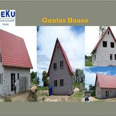 Văn phòng & cửa hàng by DeKu German Windows Co.,ltd