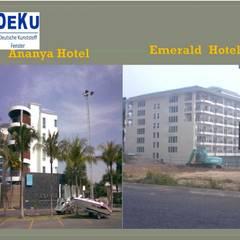 Hotel Project:  โรงแรม by DeKu German Windows Co.,ltd
