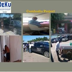 Cambudia Project:  โรงแรม by DeKu German Windows Co.,ltd