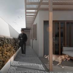 R111   Projeto residencial Casas mediterrâneas por Estúdio 2 : 1 Mediterrâneo