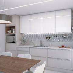 R111 | Projeto residencial Cozinhas mediterrâneas por Estúdio 2 : 1 Mediterrâneo
