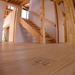 樓梯 by 新田建築設計室