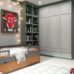 Boys Bedroom by D'POLLY