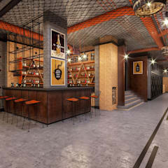 Bar & Klub  by ANTE MİMARLIK