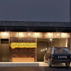 ANTE MİMARLIK  – Rock Bar :  tarz Bar & kulüpler