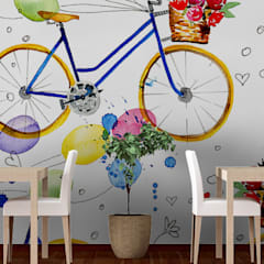 Walls by Kromart Wallcoverings - Papel Tapiz Personalizado