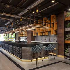 Restaurants de style  par ANTE MİMARLIK ,