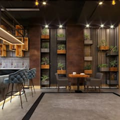 ANTE MİMARLIK  – Nepenthe Cafe:  tarz Yeme & İçme