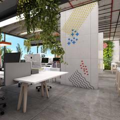 :  مكاتب ومحلات تنفيذ STUDIO PARADIGM,