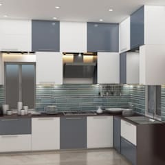 Kitchen units by JC INNOVATES