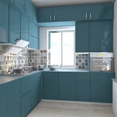 Kitchen by JC INNOVATES, Asian