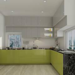 Kitchen units by JC INNOVATES