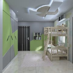 Boys Bedroom توسطJC INNOVATES, مدرن
