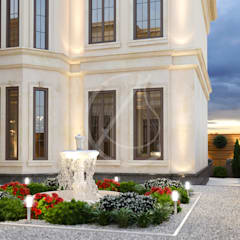Neoclassical Palace Design من Comelite Architecture, Structure and Interior Design إنتقائي