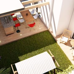 Rock Garden by CREA arquitectos