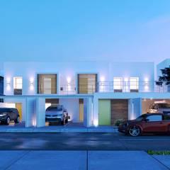 Multi-Family house by CREA arquitectos