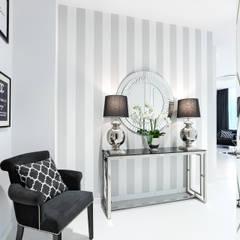 Apartament 010 w Dune B w Mielnie: styl , w kategorii Korytarz, przedpokój zaprojektowany przez Tomasz Wachowiec Fotografia Wnętrz
