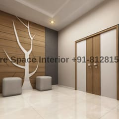 Corridor & hallway by Future Space Interior