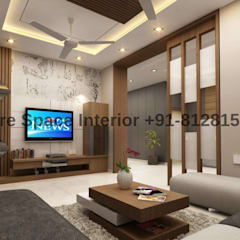 Living room by Future Space Interior, Modern