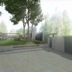 Дом лего: Загородные дома в . Автор – Архитектурная студия 'Арт-Н'