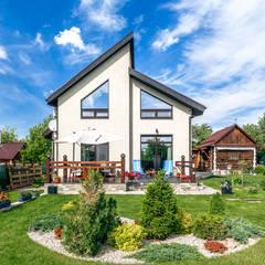 Сорокин Хутор: Загородные дома в . Автор – Архитектурная студия 'Арт-Н'