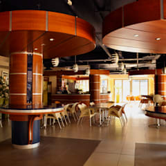 Swaziland Revenue Authority:  Dining room by Durban Shopfitting & Interiors,