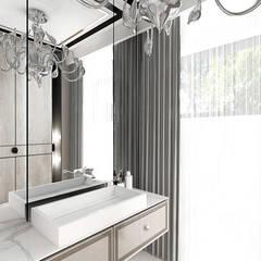 SOTTO VOCE | I | Wnętrza domu: styl , w kategorii Łazienka zaprojektowany przez ARTDESIGN architektura wnętrz