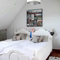 Boys Bedroom by Estudio Mercedes Arce