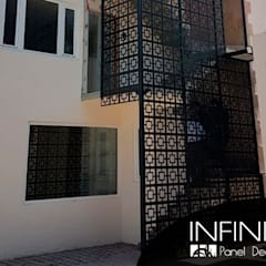 Commercial Spaces by Infiniti Panel Decore, Minimalist Metal