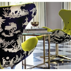 Chair Design by Design Intervention:  Living room by Design Intervention
