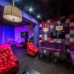 Bars & clubs by Архитектурная студия 'Арт-Н'