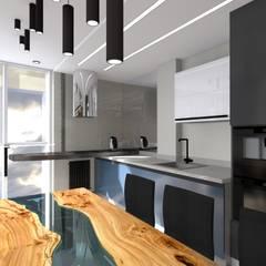 СТУДИЯ: Столовые комнаты в . Автор – Архитектурная студия 'Арт-Н'