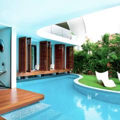 :  Garden Pool by Design Intervention