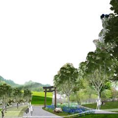 حديقة Zen تنفيذ arya arrayan