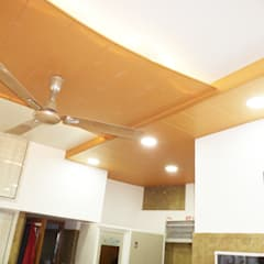 Interior Project completed Modern style bedroom by Mohali Interiors Modern