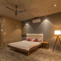 Small bedroom by Ink Architecture
