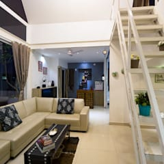 Residential project 03:  Stairs by Ink Architecture