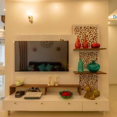 Living room by DECOR DREAMS,