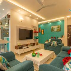 Brigade Meadows, 3 BHKu2014Dr. Usha U0026 Dr. Mohan: Living Room