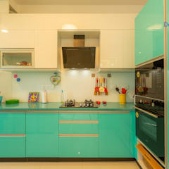 Muebles de cocinas de estilo  por DECOR DREAMS,