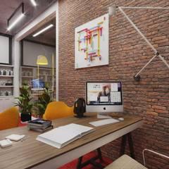 Office buildings by Vlad Terekhov