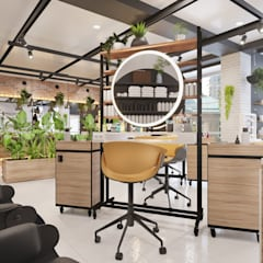 Edificios de Oficinas de estilo  por Vlad Terekhov
