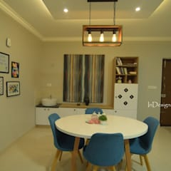 Dining Space :  Dining room by InDesign Story