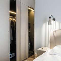 VINTAGE VIBES: styl , w kategorii Sypialnia zaprojektowany przez KODO projekty i realizacje wnętrz
